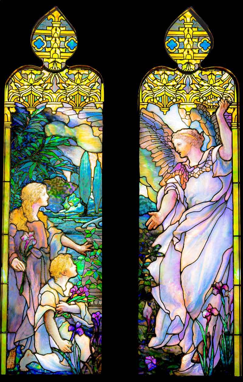 Tiffany,-Guardian-Angel,-St